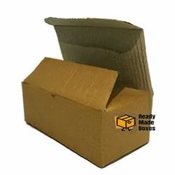 Readymade Brown Corrugated Box