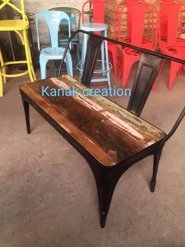 Superb Industrial Seating Bench Gmtry Best Dining Table And Chair Ideas Images Gmtryco