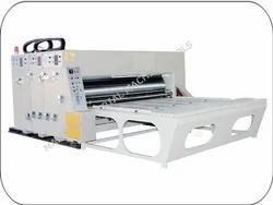 Carton Box Printer and Slotter Machine