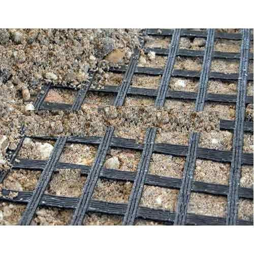 PP Geo Grid Reinforce Retaining Wall, OCEAN NON WOVEN PVT LTD   ID