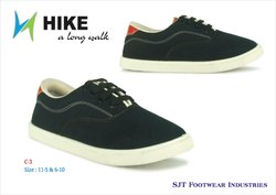 C 3 HIKE CANVAS SHOES