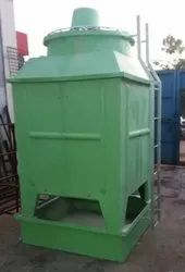 Square Bottle Type Cooling Tower
