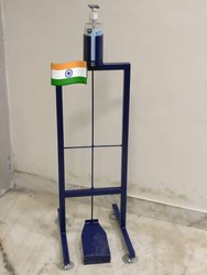 Automatic Foot Operated Stand For  Sanitizer Dispenser