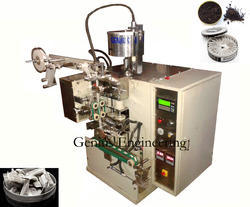 Filter Snus Tobacco Portion Making Machine