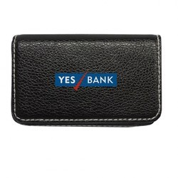 Leather Visiting Card Holder SM106WZ8901