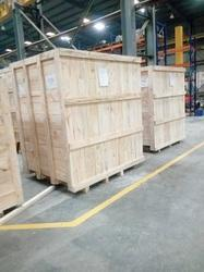 Pinewood Boxes For: Machinery Packing