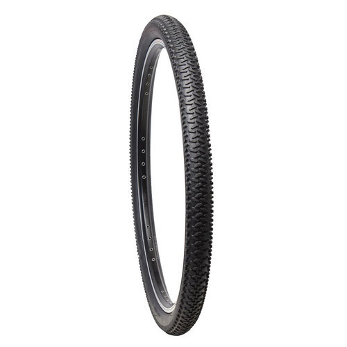 Rubber Black Bicycle Tyre