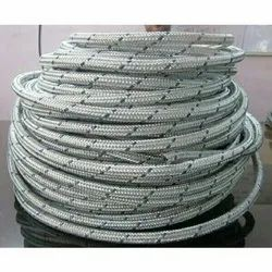Textile Braided Hose Wire