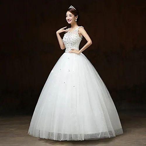 Christian Wedding Gown Wedding Dress