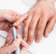 Regular Manicure Service For Men