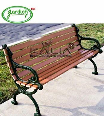 As Shown Gardich C I Victorian Frp Bench