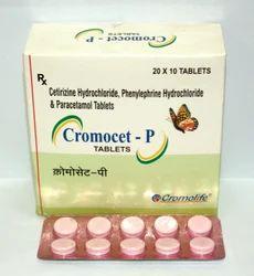Cromocet-P Paracetamol Tablets