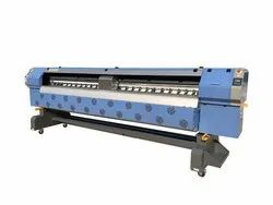 Head Flex Machine, For pvc, Model Name/Number: Konica 512i