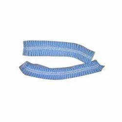 Blue Disposable Bouffant Cap