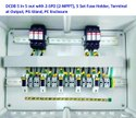 5 Set Fuse Holder Solar DC Distribution Box