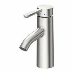 Thread's Brass Pin Lever Basin Mixer