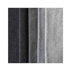 91d41150960 Knitted Fabrics - Anti Pill Melange Fleece Fabric Exporter from Ludhiana
