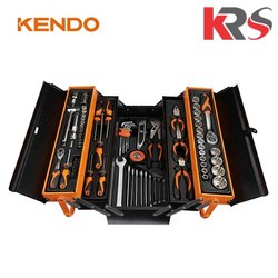 Tool Kit Box with Tools