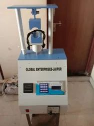 Core and Cone Collapsing Strength Tester