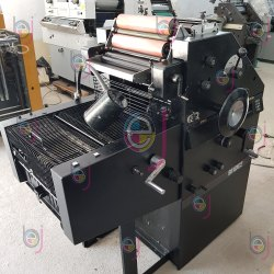 Brochure Mini Offset Printing Machine