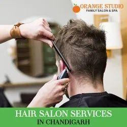 Hair Salon Services in Chandigarh-Orange Studio