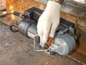 WBM 40 Magnetic Core Drilling Machine