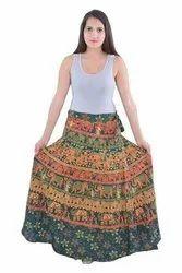 Elephant Handlook Long Skirts