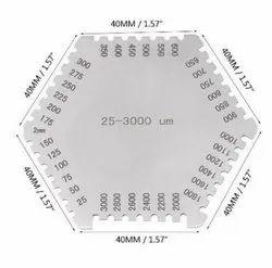 wft gauge wet film thickness gauge