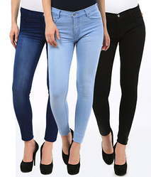 All Color Ladies Jeans