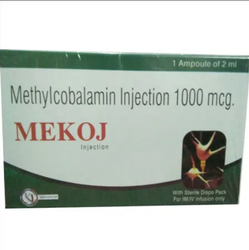 Methylcobalamin Injection, Packaging Size: 1 Ampoule Of 2 mL