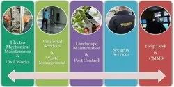 Facility Management(soft Services), in West, Central And North India