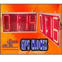 GPS Digital Clock