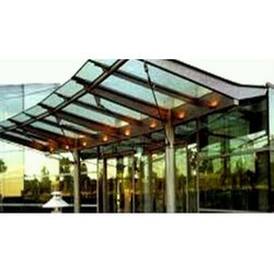 Outdoor Mild Steel Canopy