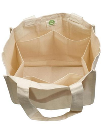 Cotton Vegetable Compartment Bag