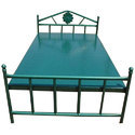 Mild Steel Cot, Size: 6 Feet, For Hospitals