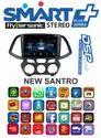 Hypersonic Hyundai New Santro Multimedia System
