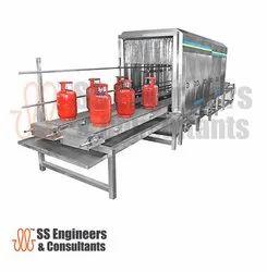 LPG Cylinder Washer
