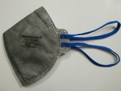 Honeywell FF02 Disposable Mask (Grey)