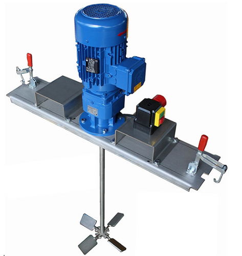 IBC Mixer - Pneumatic Agitator Manufacturer from Nashik