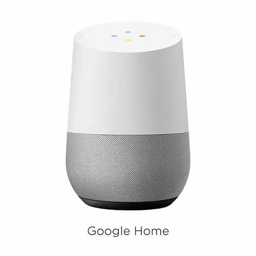 Round Google Home Smart Speaker