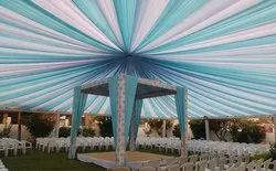 Micro Butter Tent Fabric for Decoration