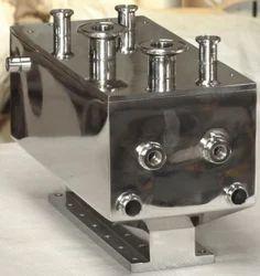 SS料斗制造服务,厚度:1.2mm