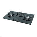 Kutchina HB 3BG DLX MF Kitchen Hobs