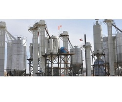 Gypsum Powder Production