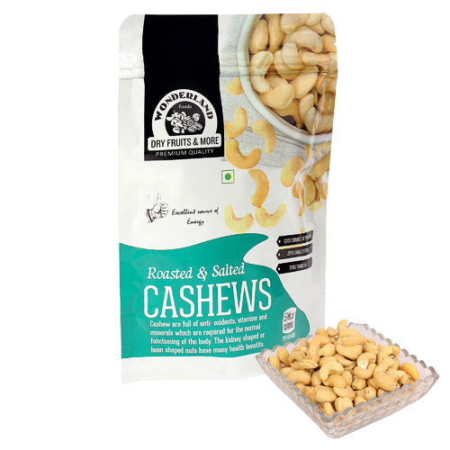 Roasted and Salted Cashew