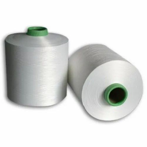 Dull Ring Spun PFY Polyester Filament Yarn, For Textile Industry, Count: 20
