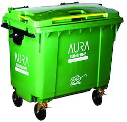 Aura 660 Wheel Dustbin