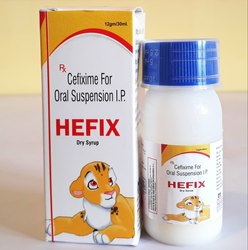 Cefixime for Oral Suspension IP