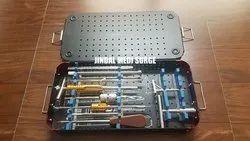 DHS Orthopedic Instrument Sets