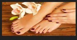Manicure And Padicure Service